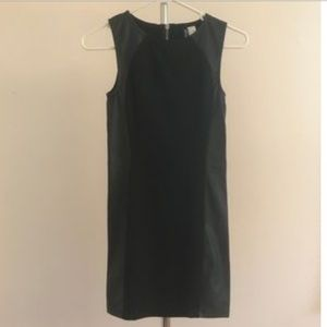 H&M Divided Paneled Body-con Dress
